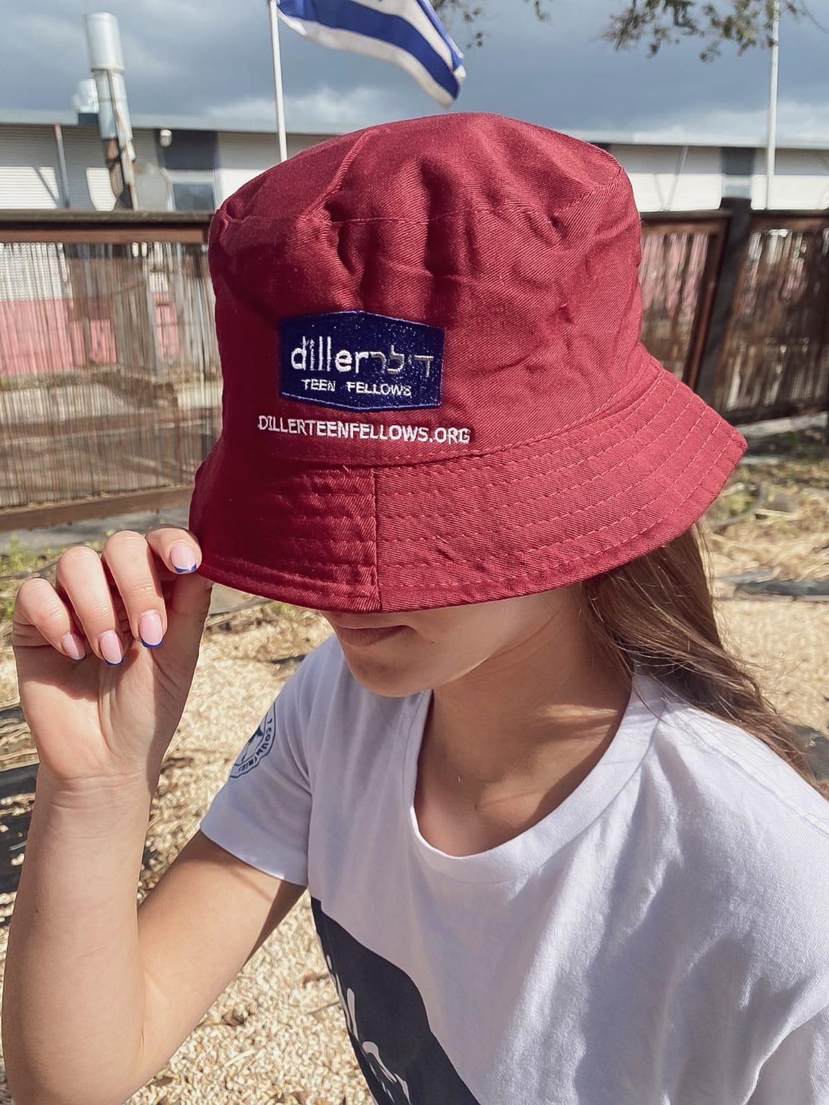 רקמה על כובעי פטרייה